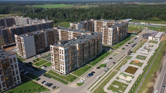 ЖК Пироговская Ривьера: обзор новостройки